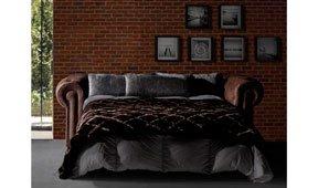 Sofá cama chester vintage Ford