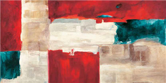 Cuadro canvas segment