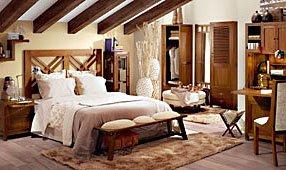 Dormitorio Colonial Star