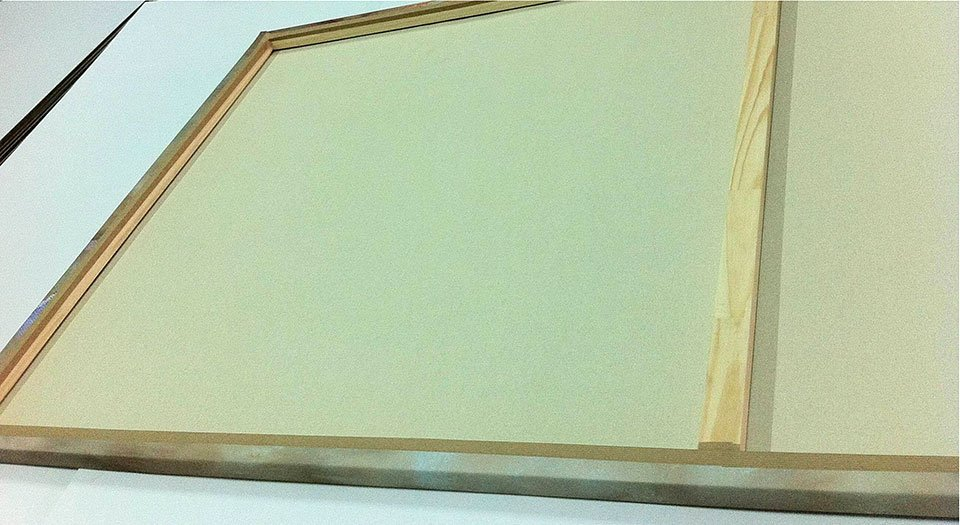 Cuadro canvas calla composition