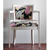 Sillón vintage Venecia I tapizado