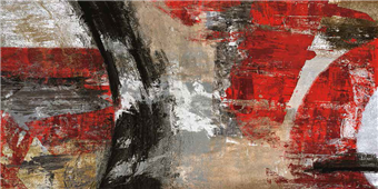Cuadro canvas red tornado