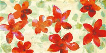 Cuadro canvas happy printemps
