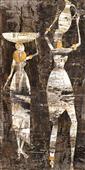 Cuadro canvas africa dos