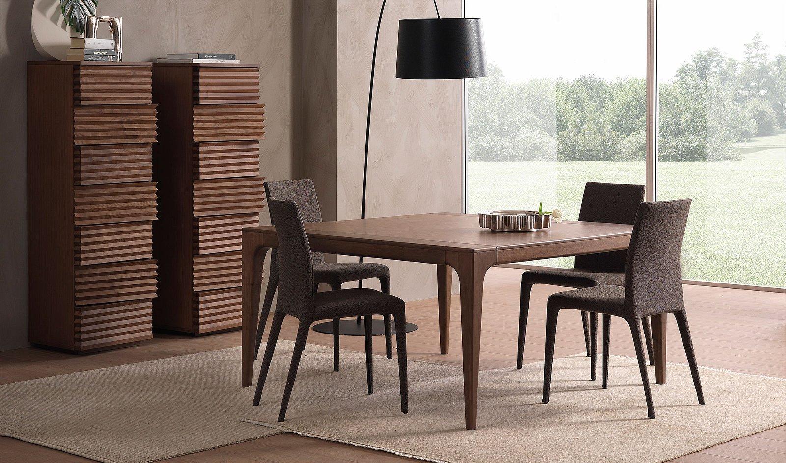Mesa de comedor fashion Pacini & Cappellini