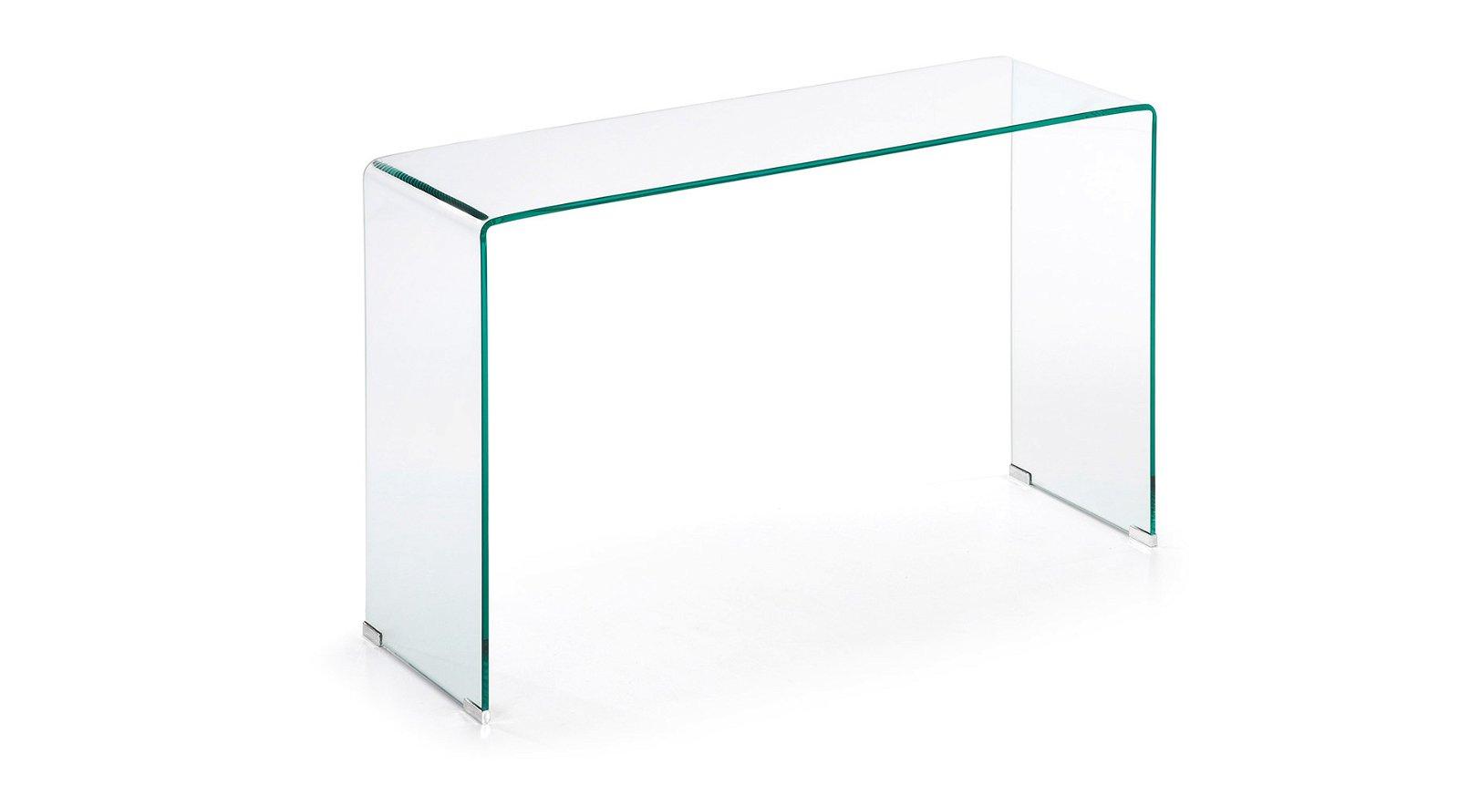 Consola Burano Cristal Transpartente