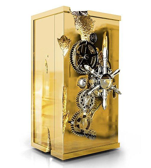 Cabinet Caja de Seguridad Millonaire
