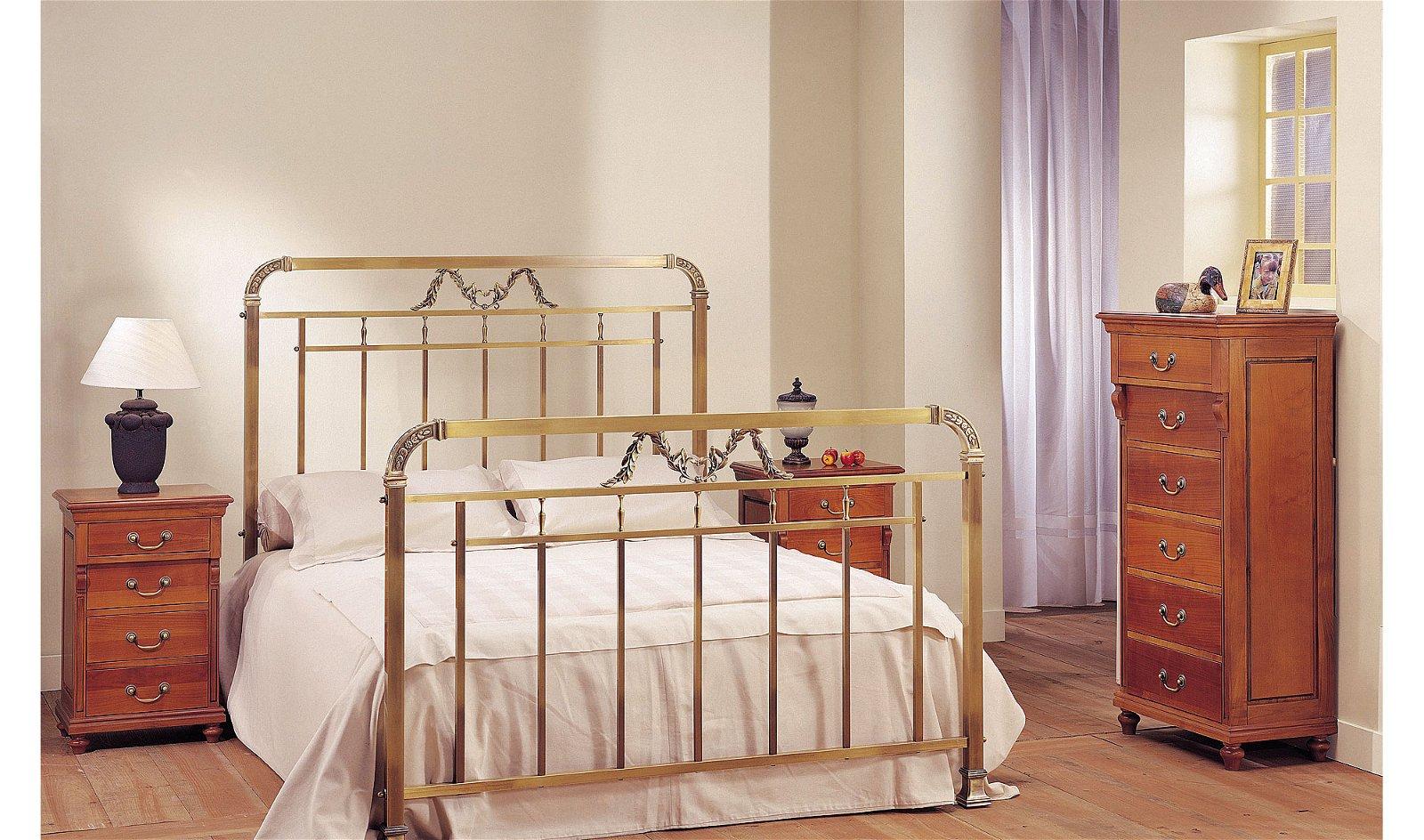 Dormitorio forja Adriana