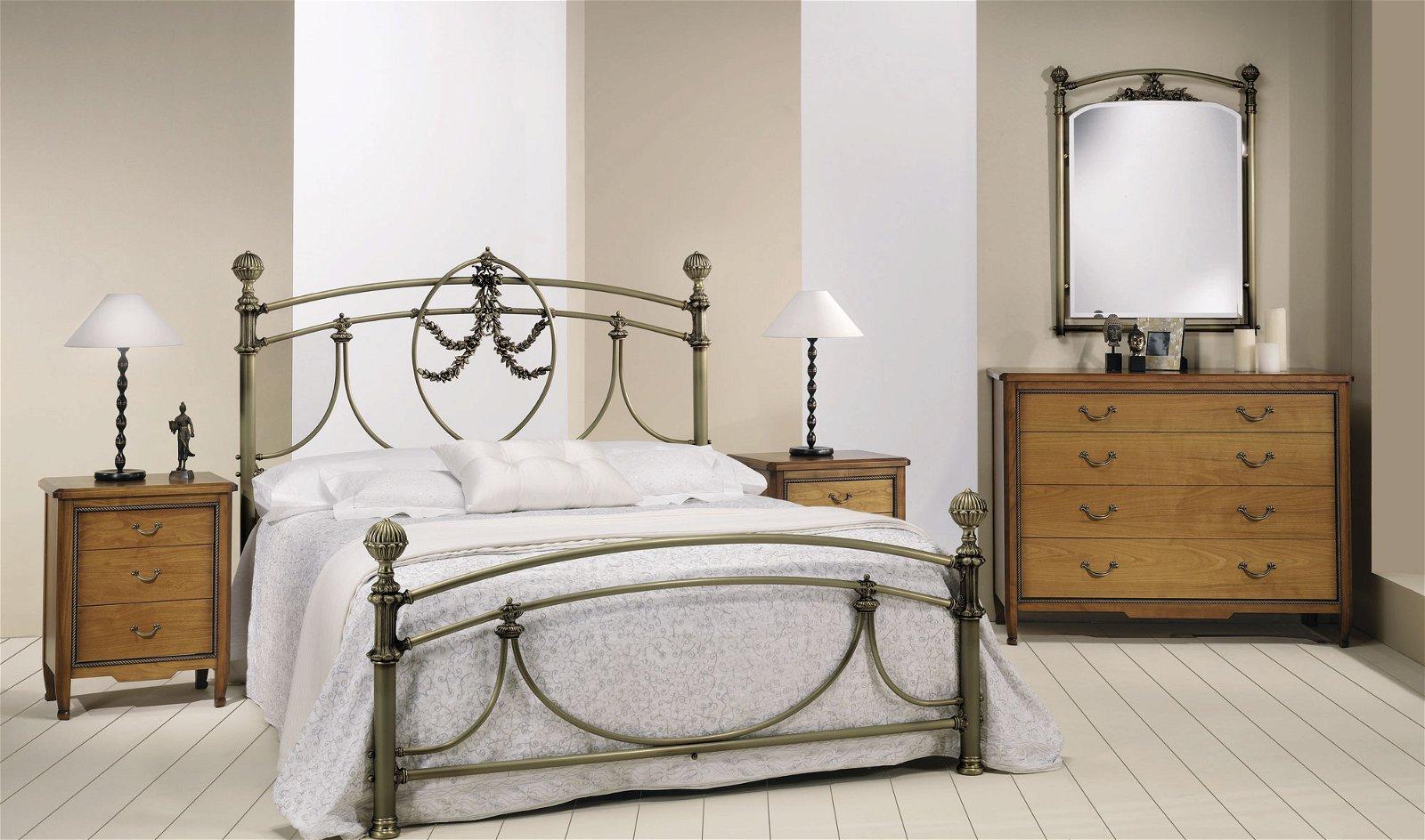 Dormitorio forja Alexia