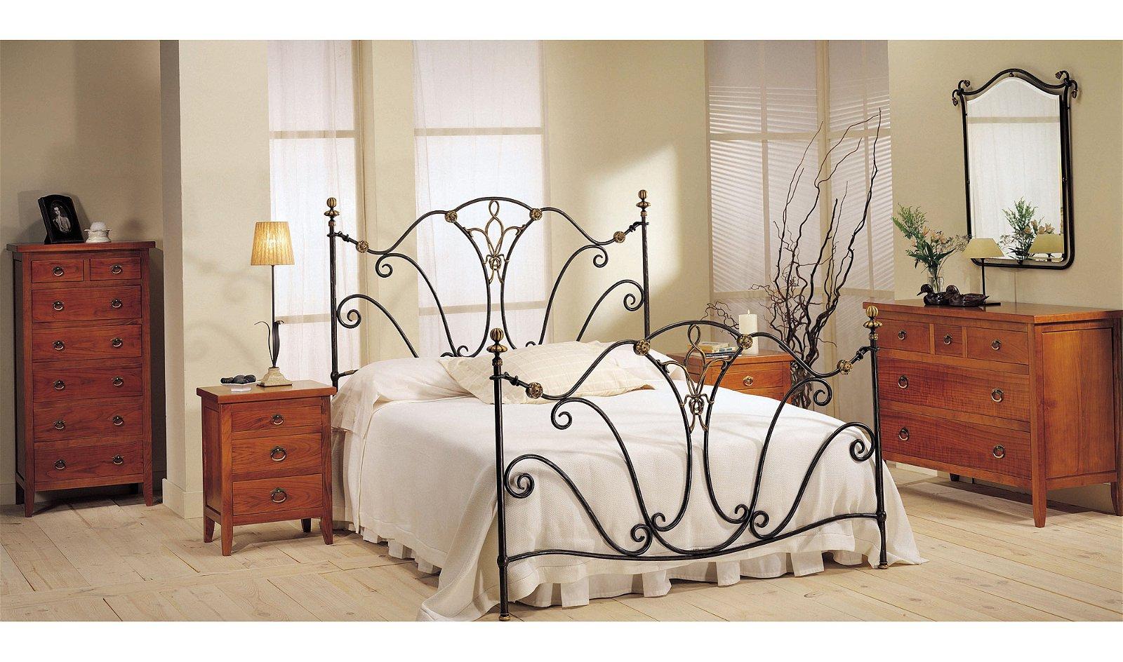Dormitorio forja Andrea