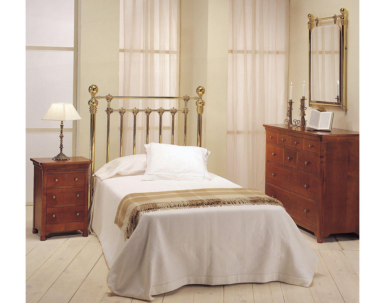 Dormitorio forja Anna