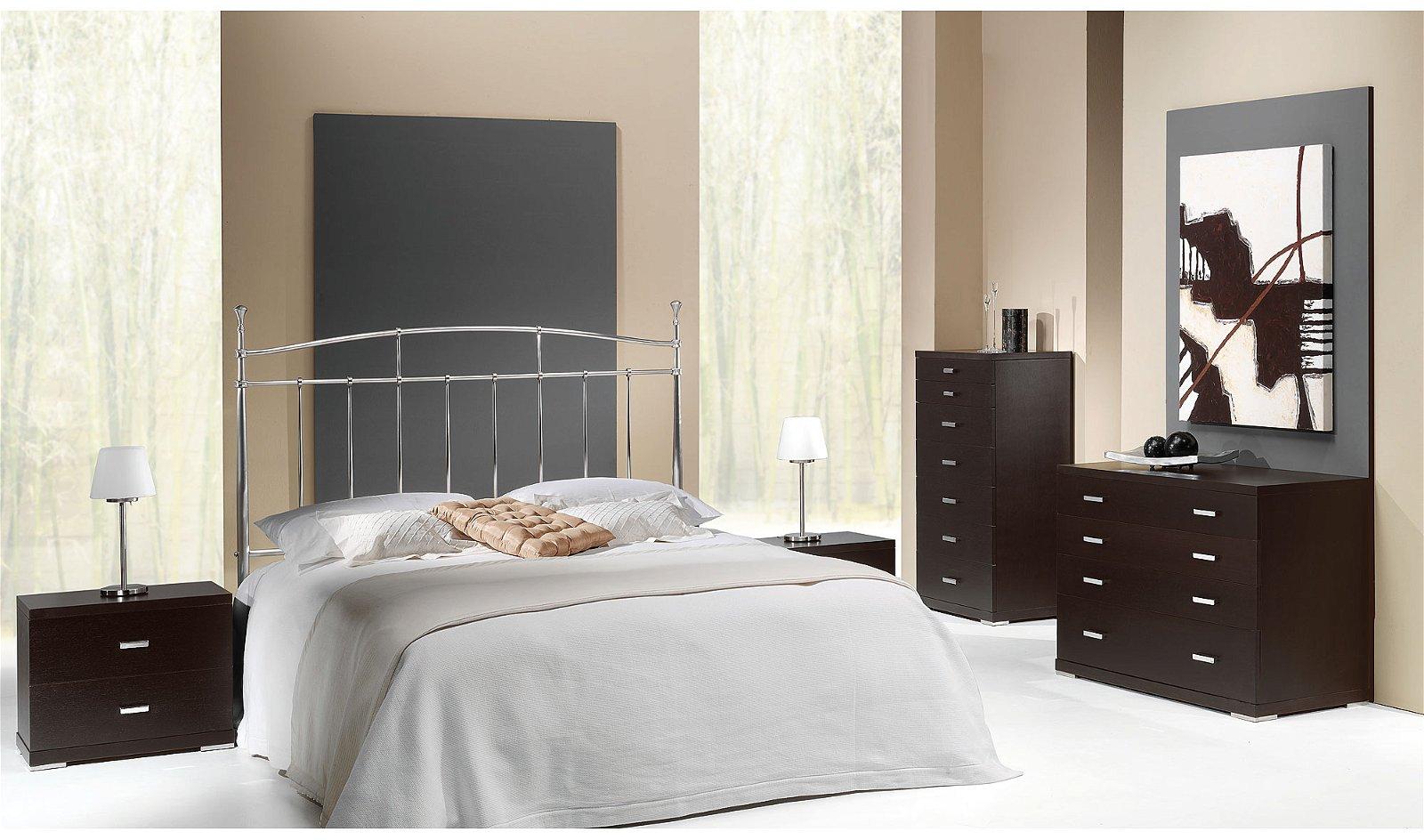 Dormitorio forja Aria