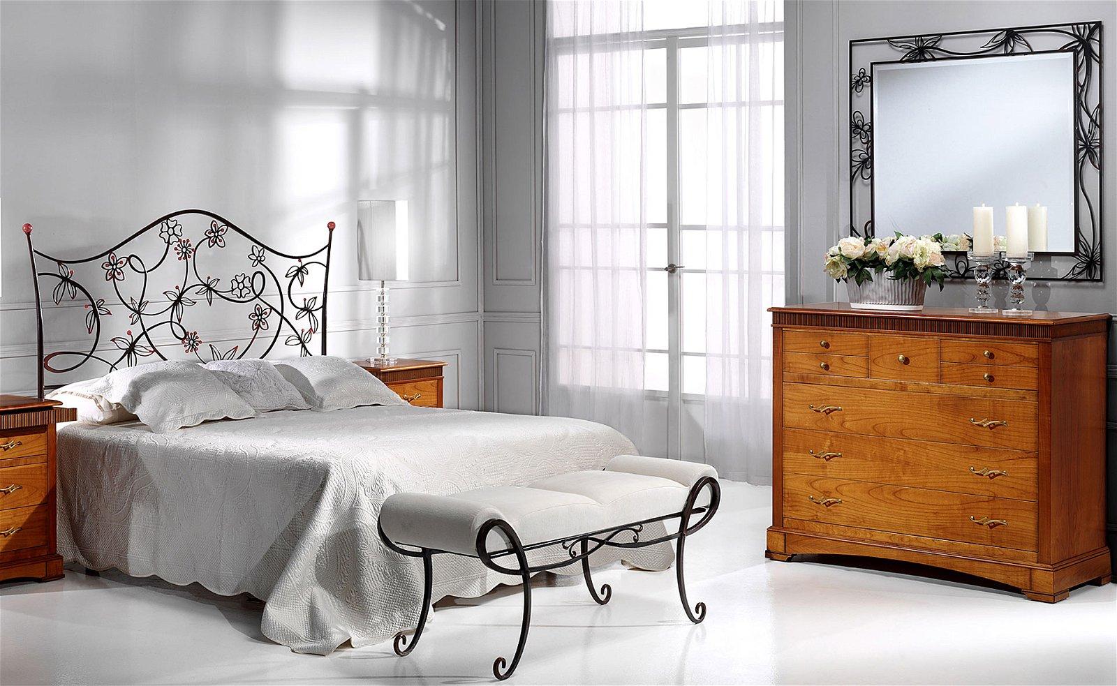 Dormitorio forja Cintia