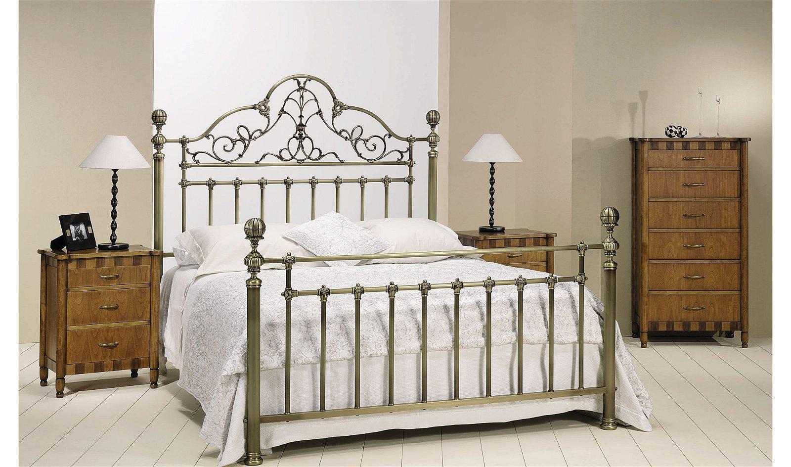 Dormitorio forja Cristina