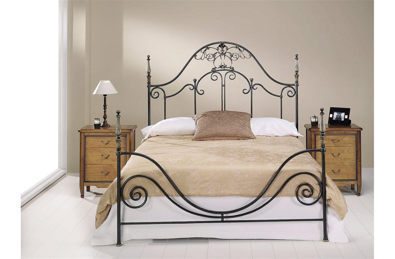 Dormitorio forja Rebeca