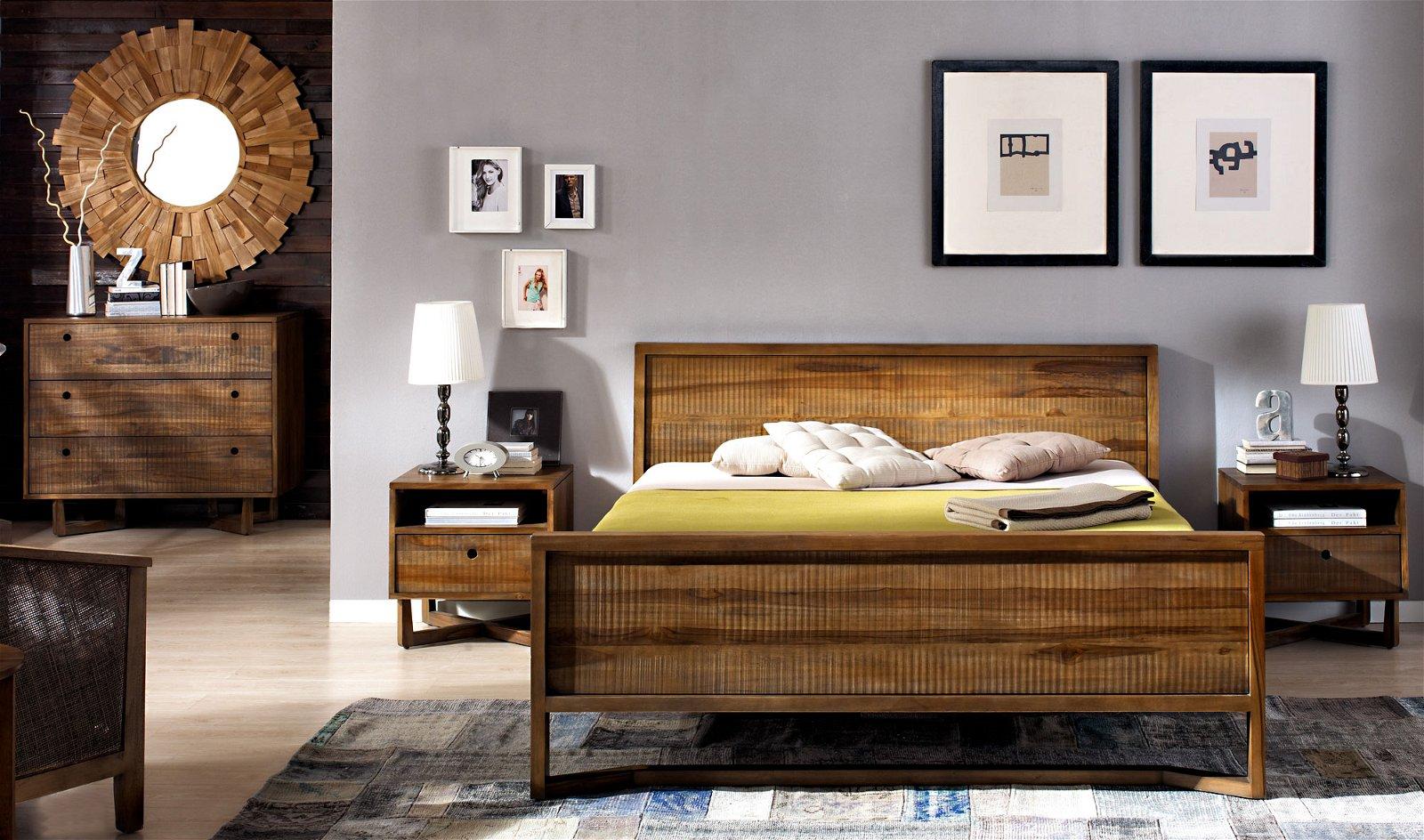 Dormitorio vintage Calvin