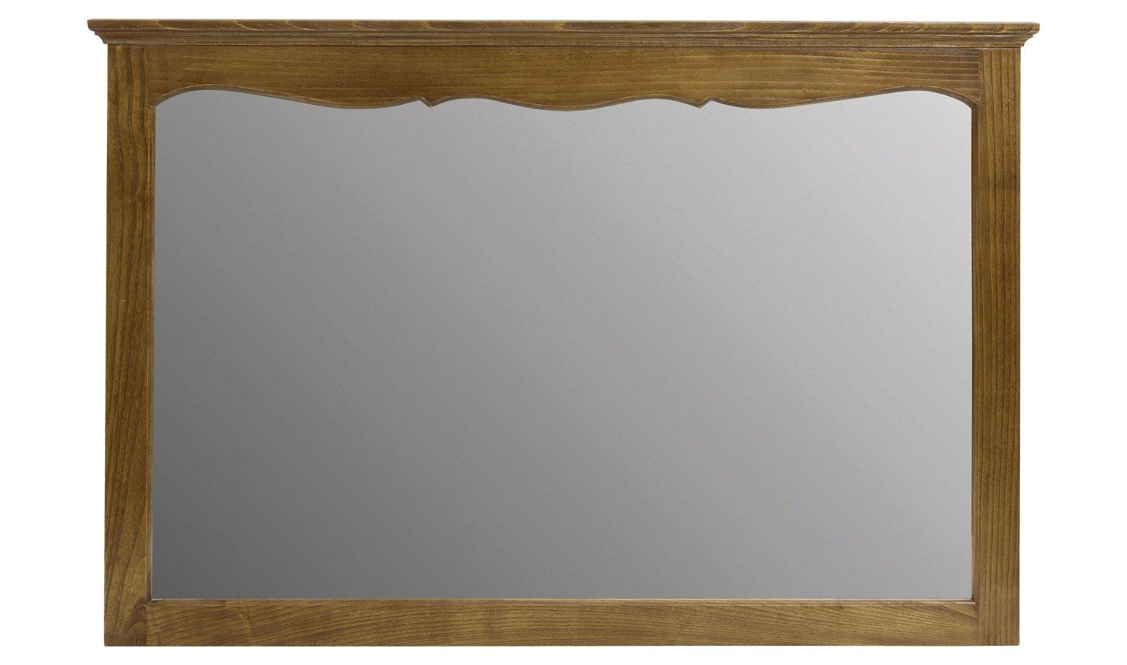 Espejo rectangular vintage Metaire