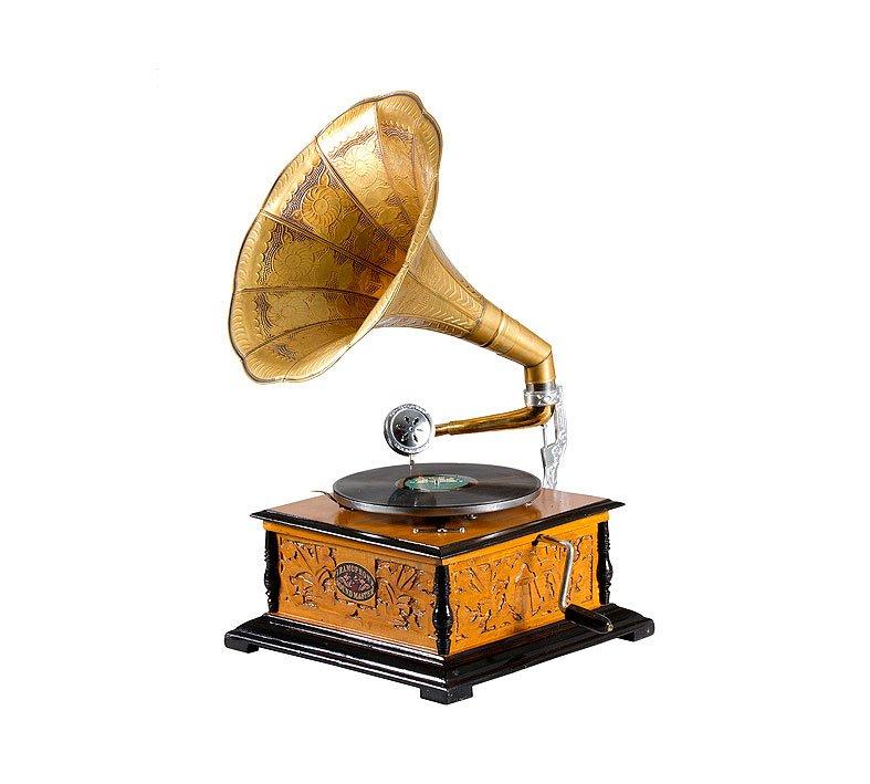 Gramófono Edison
