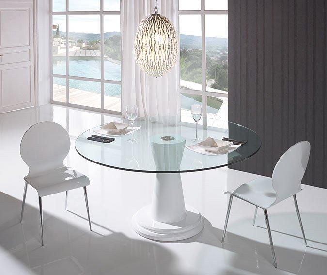 Mesa de Comedor Moderna Dubo