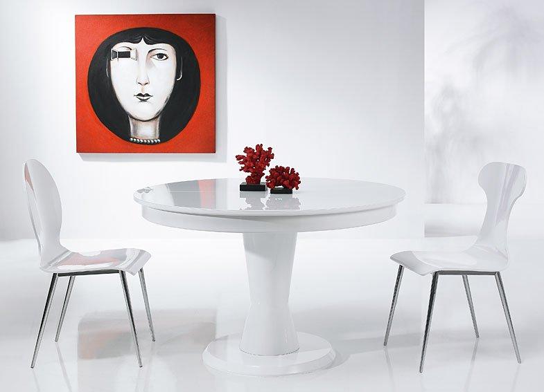 Mesa de Comedor extensible Moderna Dabo