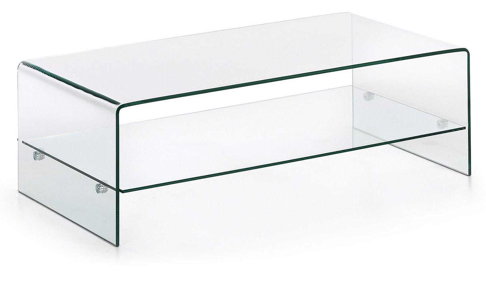 Mesa de centro Burano cristal