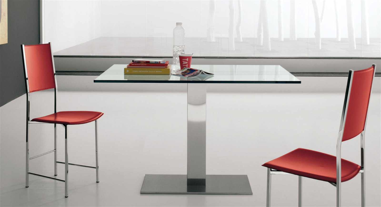 Mesa de comedor Moderna Elvis
