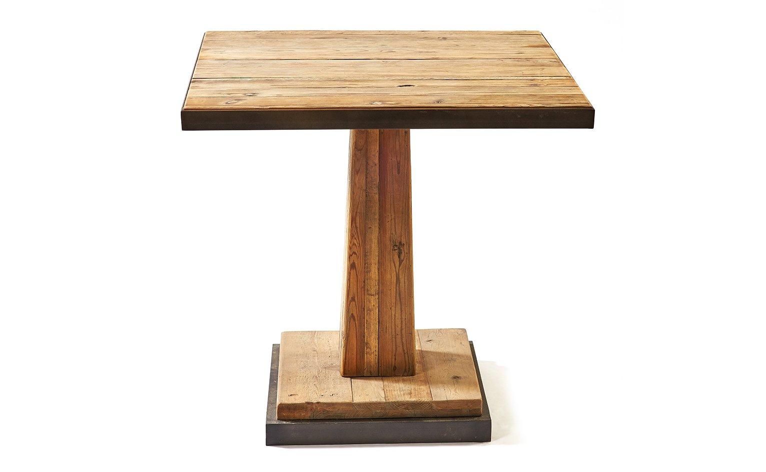 Mesa de comedor bar industrial Loft