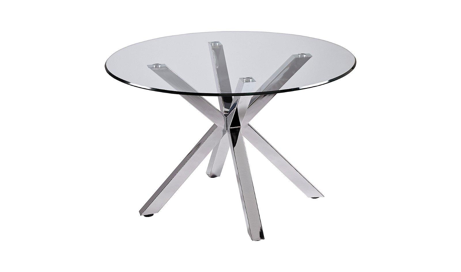 Mesa de comedor diseño Idol Metal