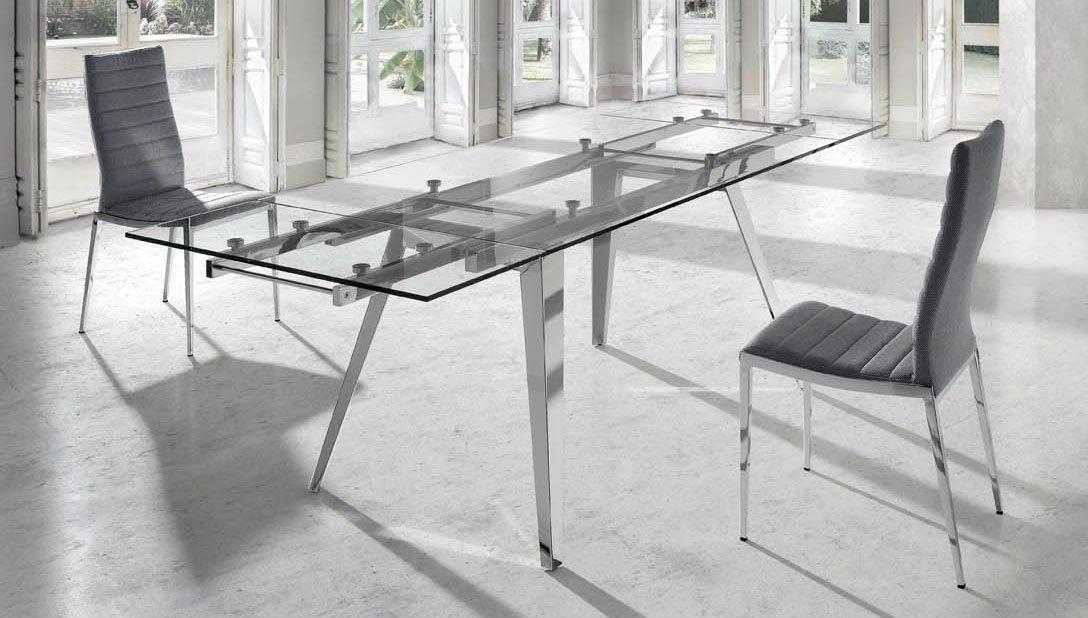 Mesa de comedor extensible Moderna Samson