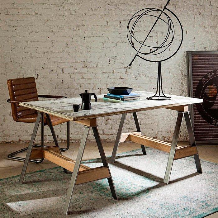 Mesa de escritorio Archicture Hierro