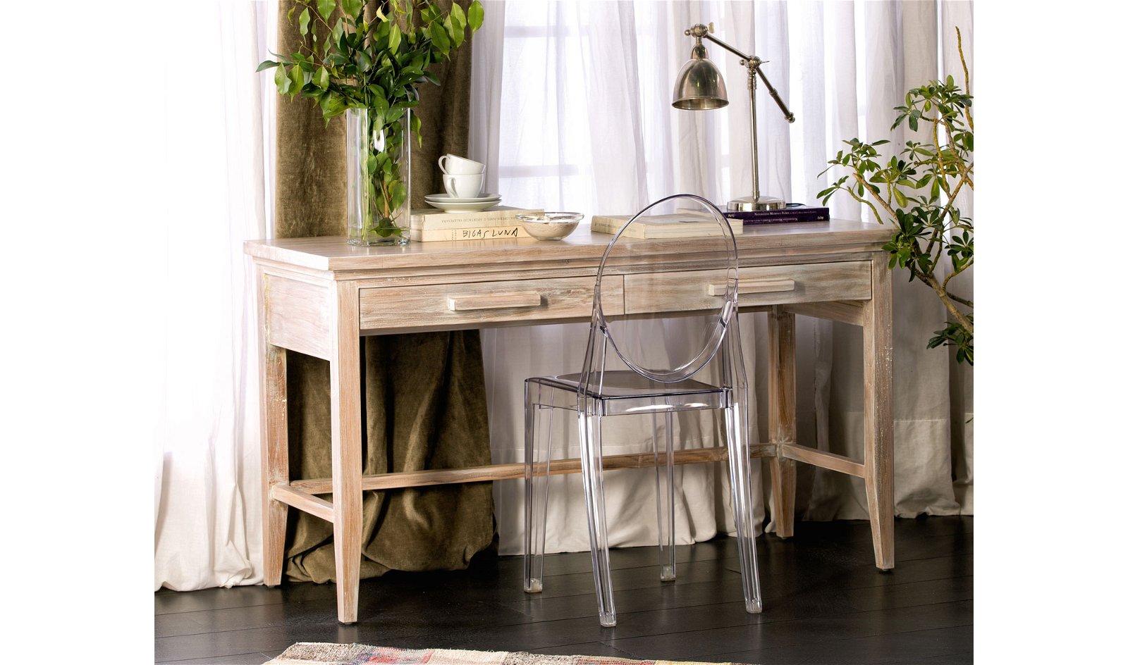 Mesa de escritorio vintage Lyra