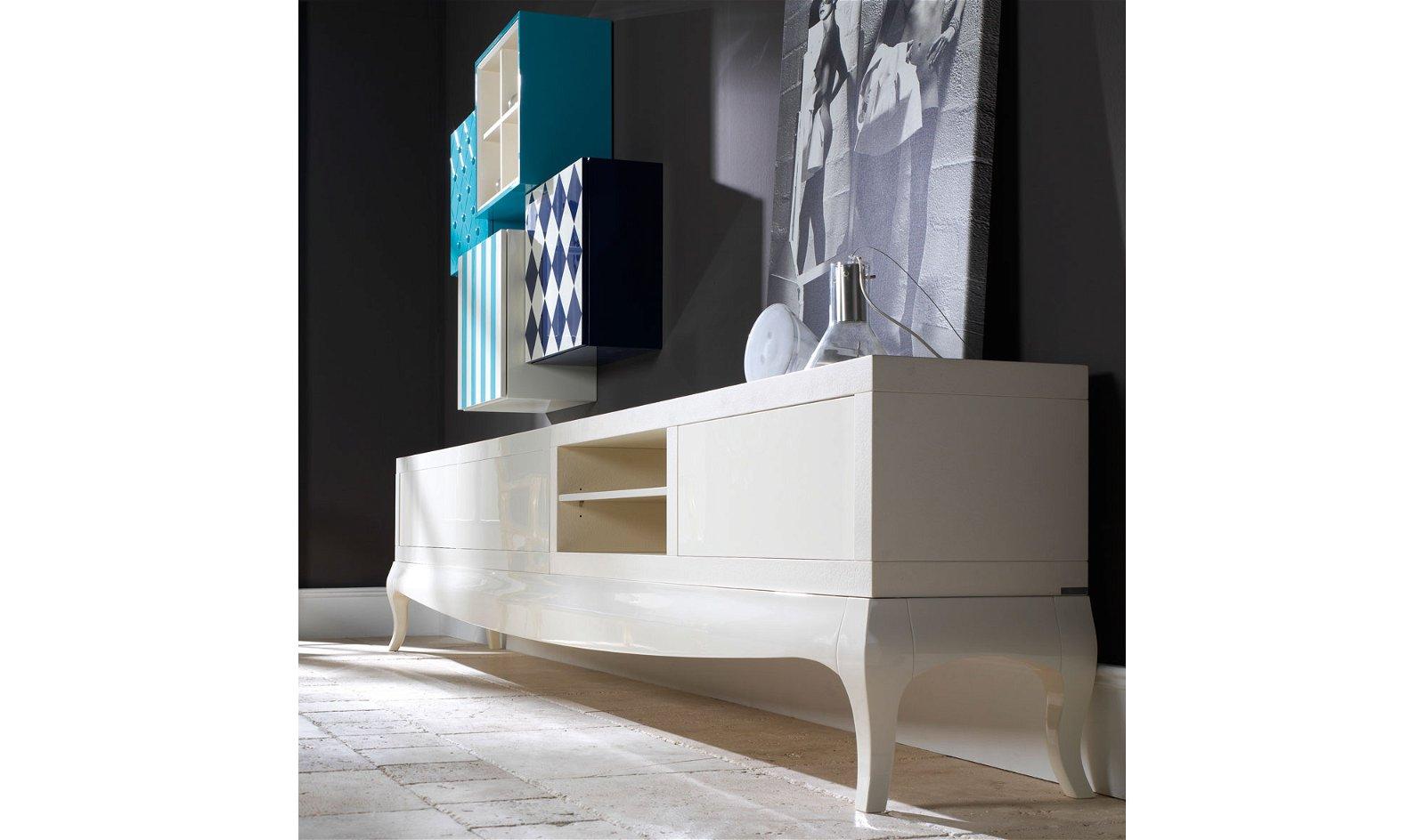 Mueble tv grande quantum Plain