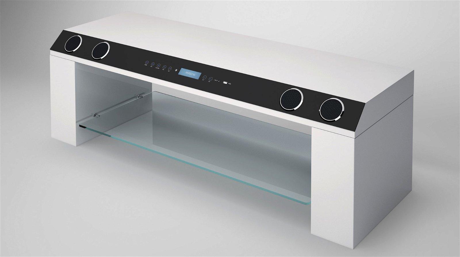 Mueble tv moderno Rampage