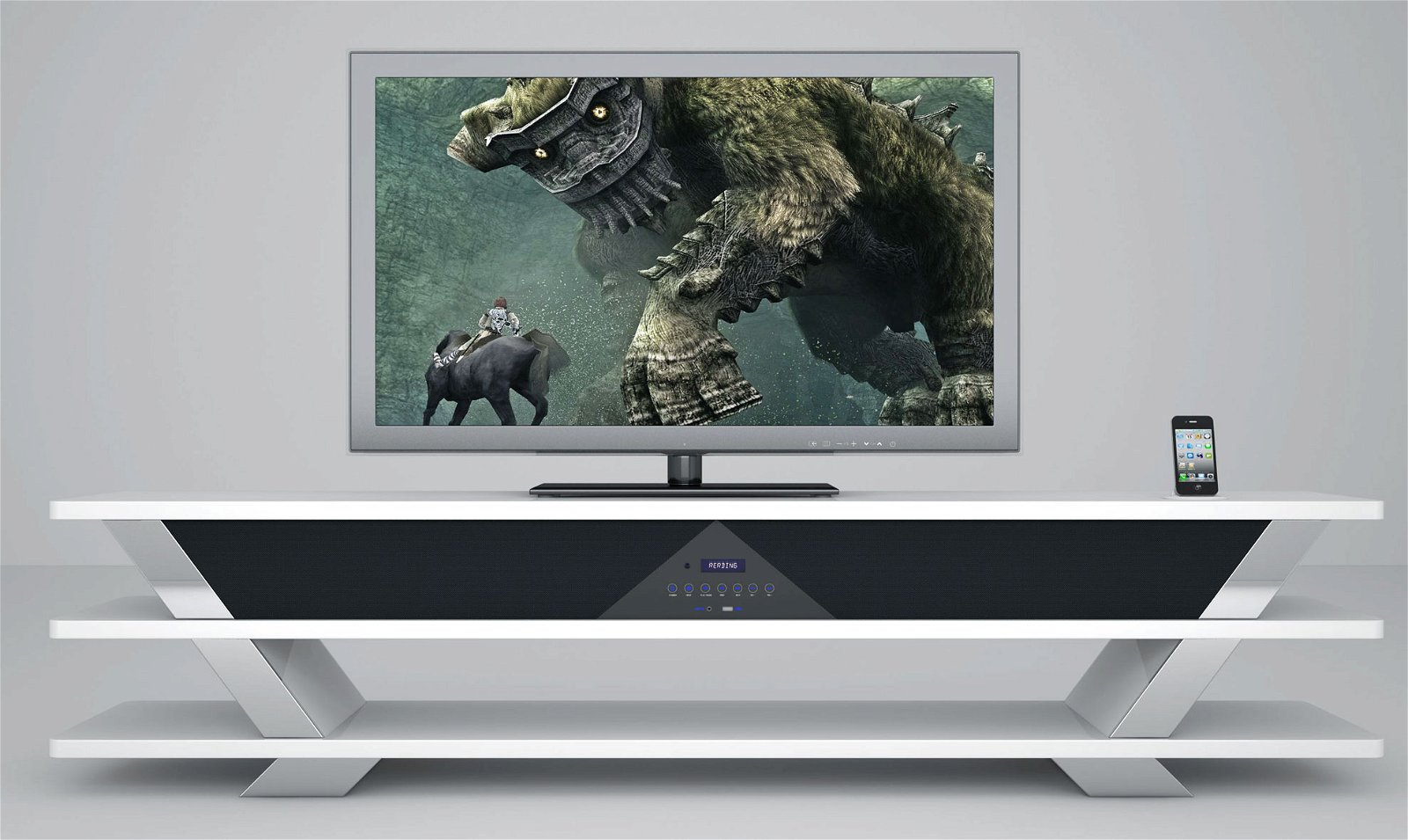 Mueble tv moderno Terraria