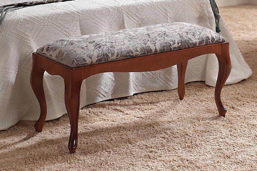 Pie de cama clásico Ciro