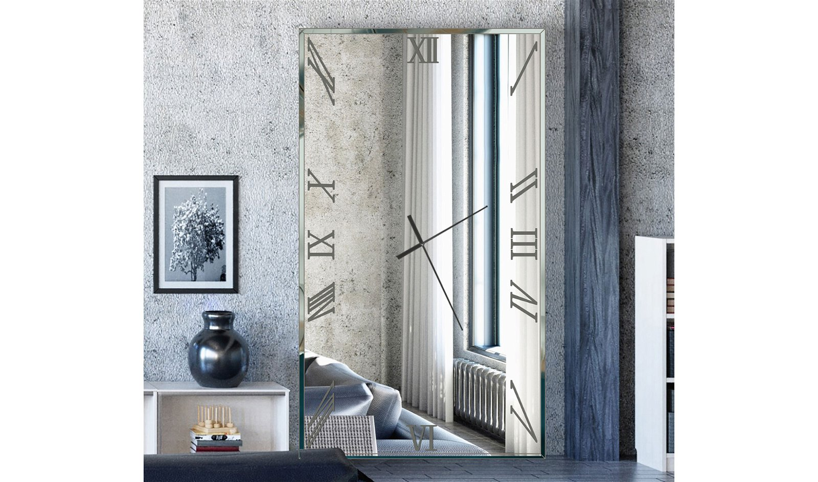 Reloj decorativo rectangular Big Ben