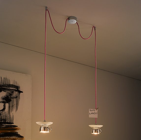 Set 2 Lámpara de Techo Albus