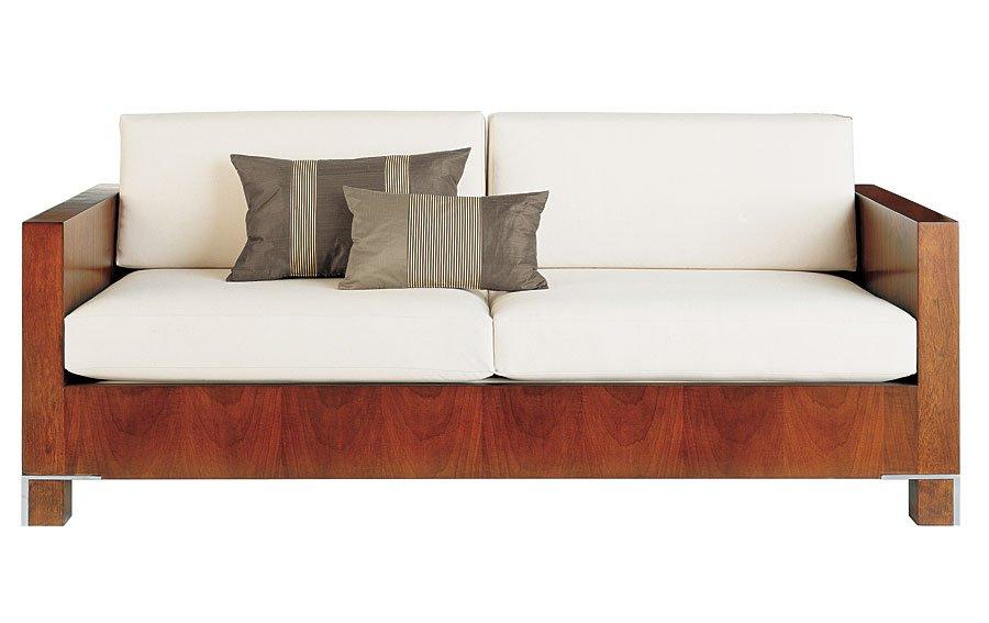 Sofa 3 plazas tapizado Blanco