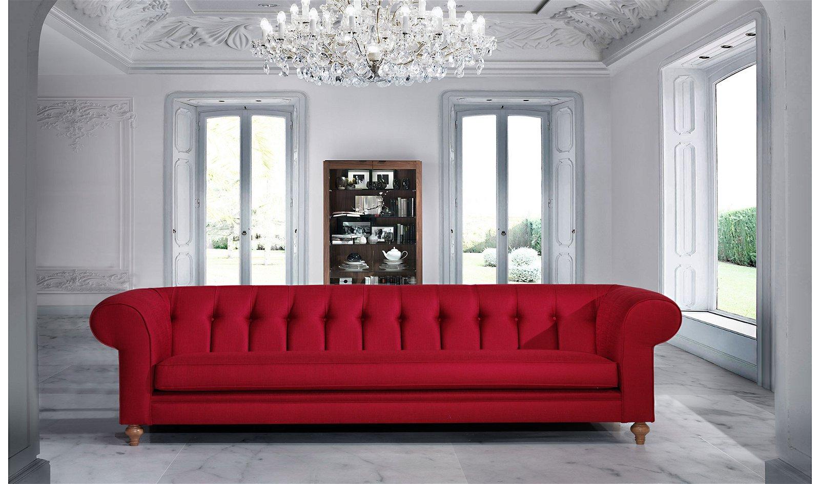 Sofá clásico Carnaby