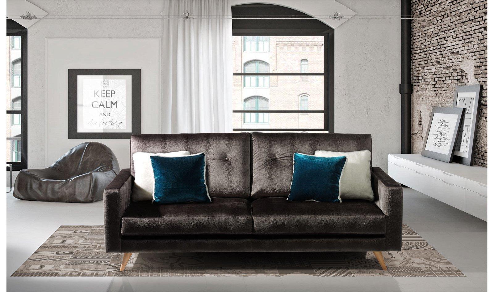 Sofá moderno Roger