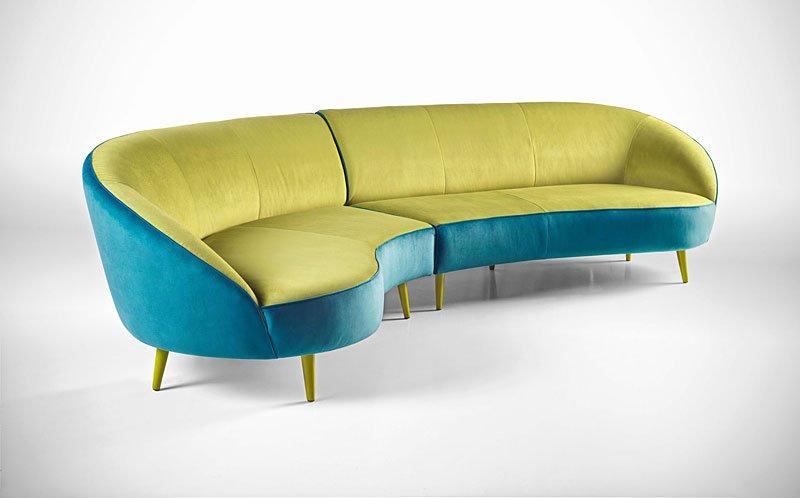 Sofa vintage 3 plazas Baltimore