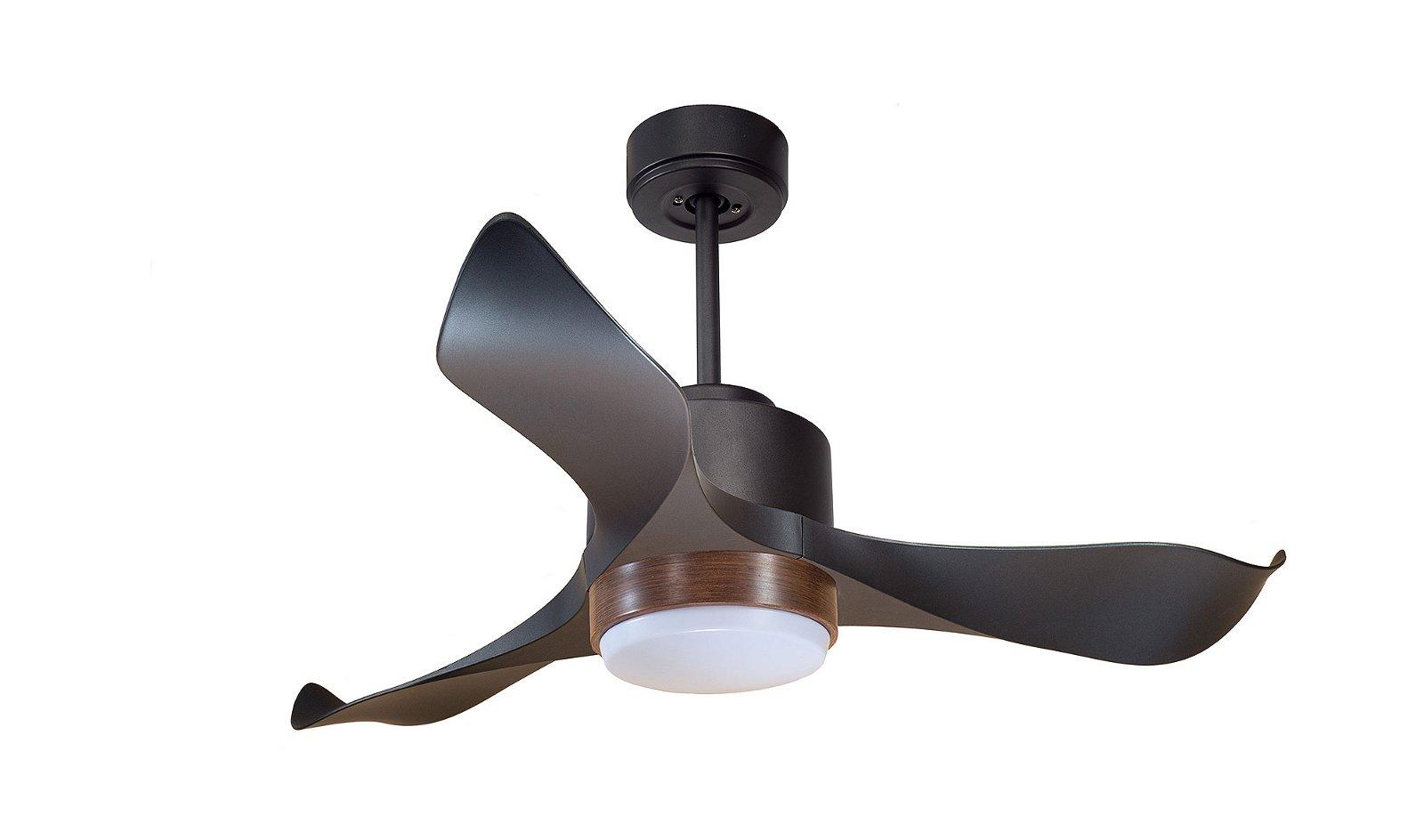 Ventilador Niguer 3 Aspas con luz