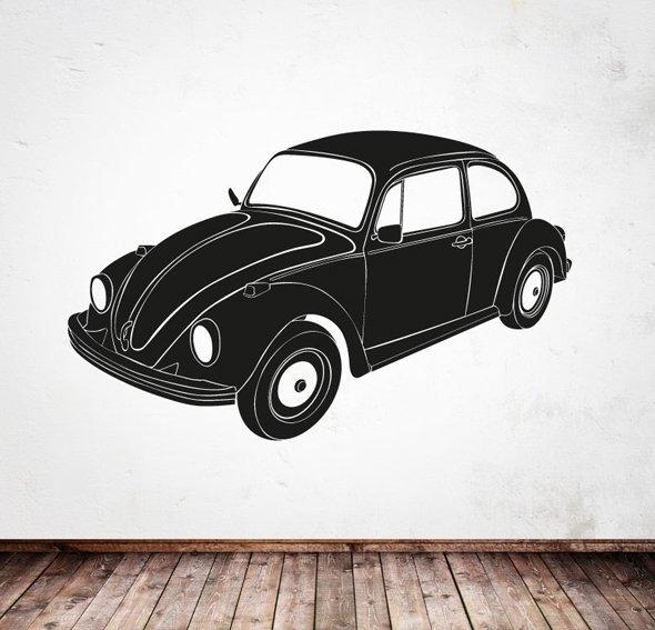 Vinilo beetle