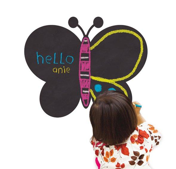 Vinilo butterfly board