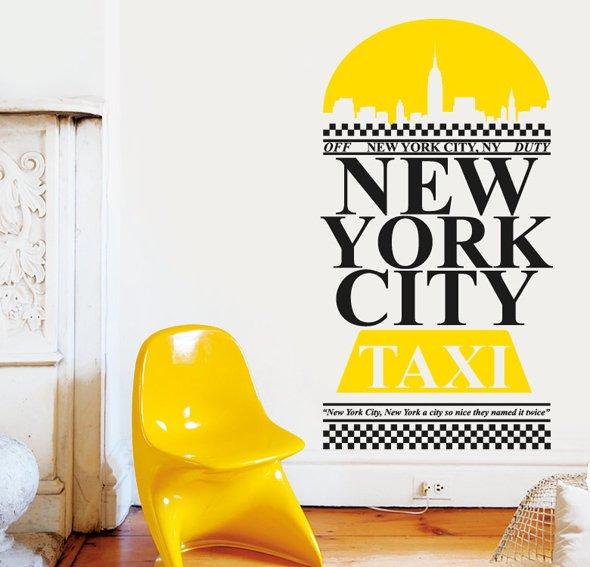 Vinilo new york city