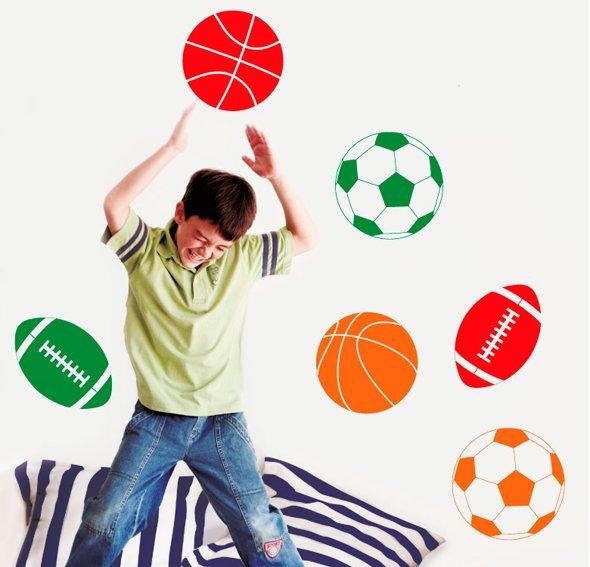 Vinilo sport balls