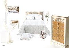Ambiente de Dormitorio Vintage Kaia