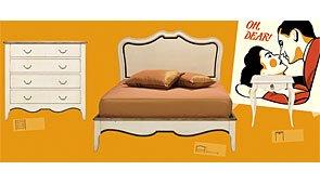 Dormitorio Vintage Cool
