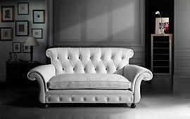 Sofa Centra Perk de piel