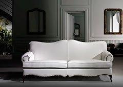 Sofa Vintage Piel Bourguen